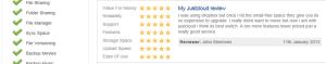 JustCloud Review