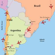 plane to chile
