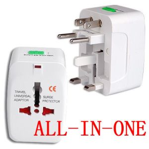 Travel Universal Adaptor Surge Protector