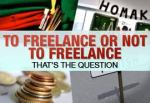 To freelance or not to freelance
