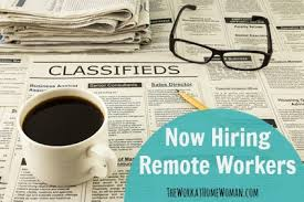 Now Hiring Remote Workers
