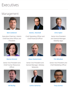 Citrix Executive Team